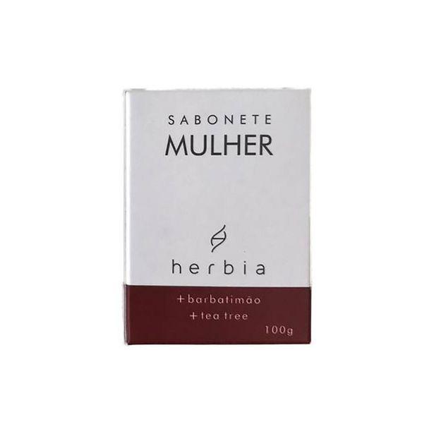 Oferta de Sabonete Íntimo de Barbatimão Herbia 100g por R$31,19