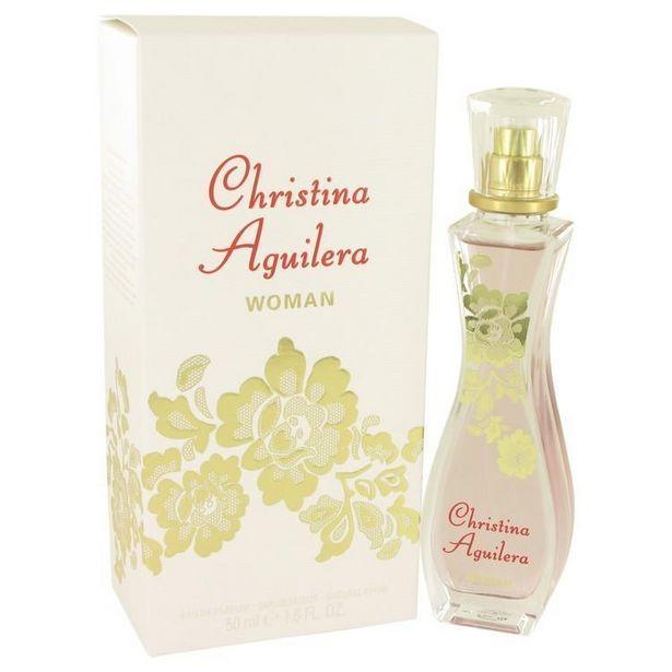 Oferta de Perfume Feminino Woman Christina Aguilera 50 ML Eau De Parfum por R$275