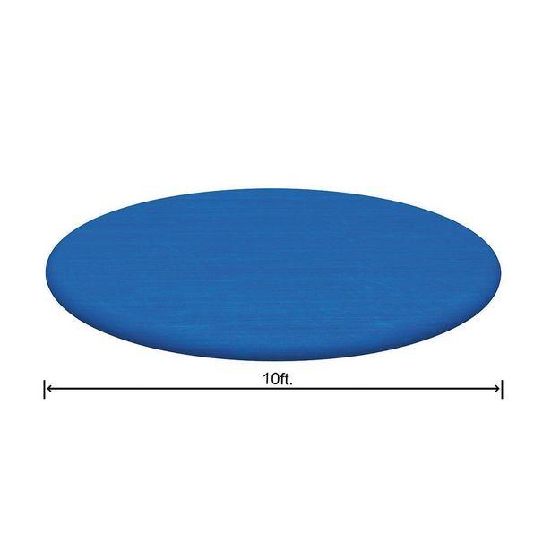 Oferta de Cobertura Piscinas Fast Set  3,05m Bestway por R$199