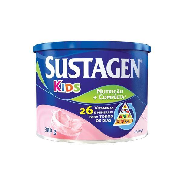 Oferta de Alimento Nutritivo Sabor Morango SUSTAGEN Kids Lata 380g por R$24,99