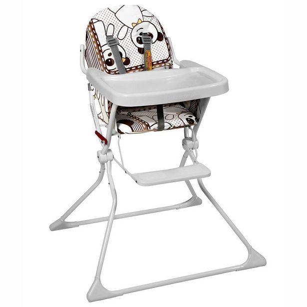 Oferta de Cadeira de Alimentação Alta Standard II Panda Galzerano por R$369,9