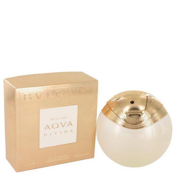 Oferta de Perfume Feminino Aqua Divina Bvlgari 40 ML Eau De Toilette por R$409,05