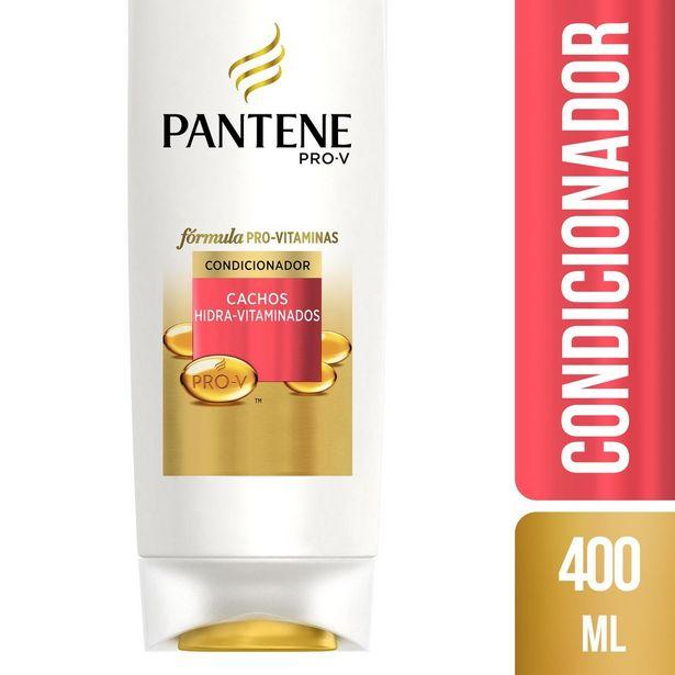 Oferta de Condicionador Pantene Cachos Hidra-Vitaminados 400ml por R$19,9