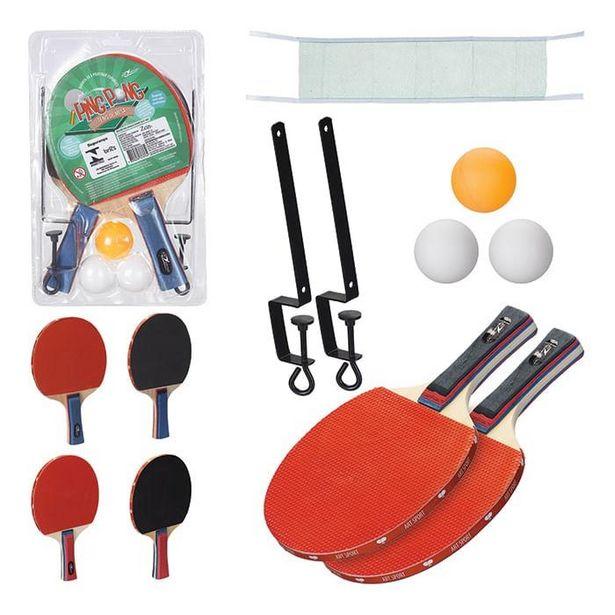 Oferta de Kit Ping Pong com Rede - Art Sport por R$44,9