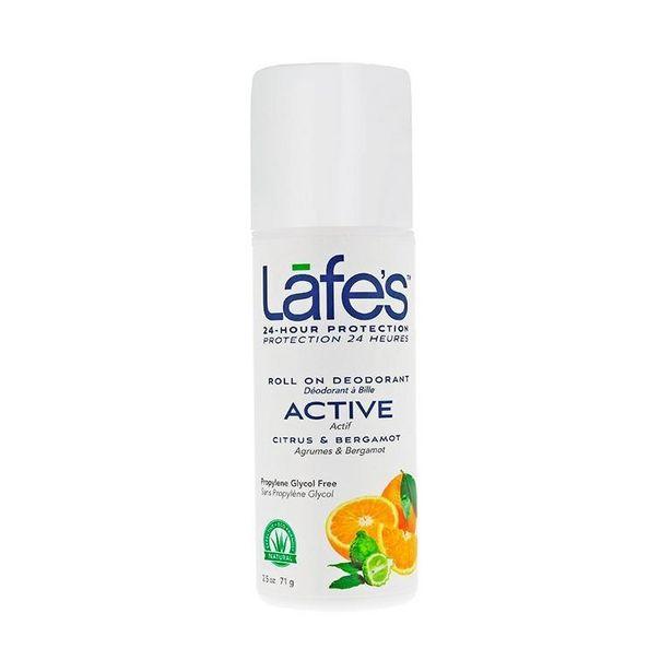 Oferta de Desodorante Natural Roll-On Active por R$56,9