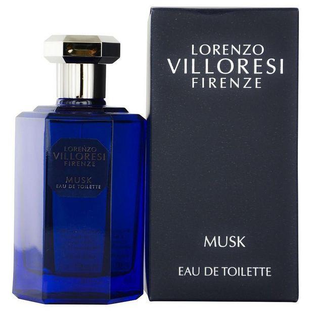 Oferta de Perfume Unisex Lorenzo Villoresi Firenze Musk Lorenzo Villoresi Eau De Toilette Spray 100 Ml por R$1182,23