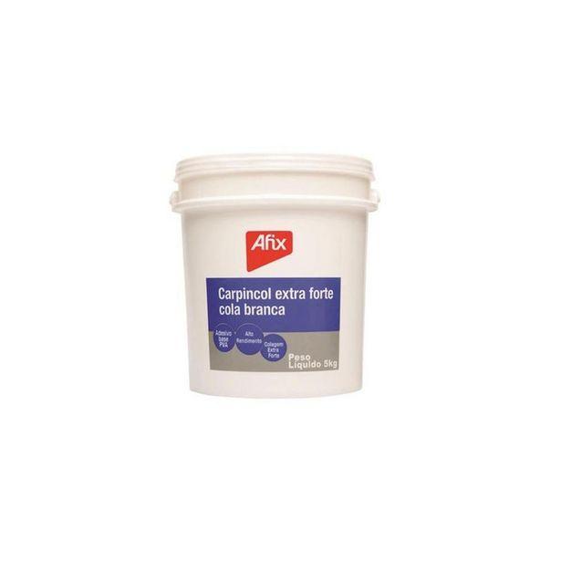Oferta de Cola Branca Extra Forte Carpincol 5kg - 1001907 por R$81,02