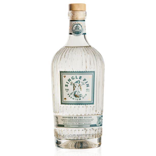 Oferta de Gin Single Fin - 700 ml por R$149