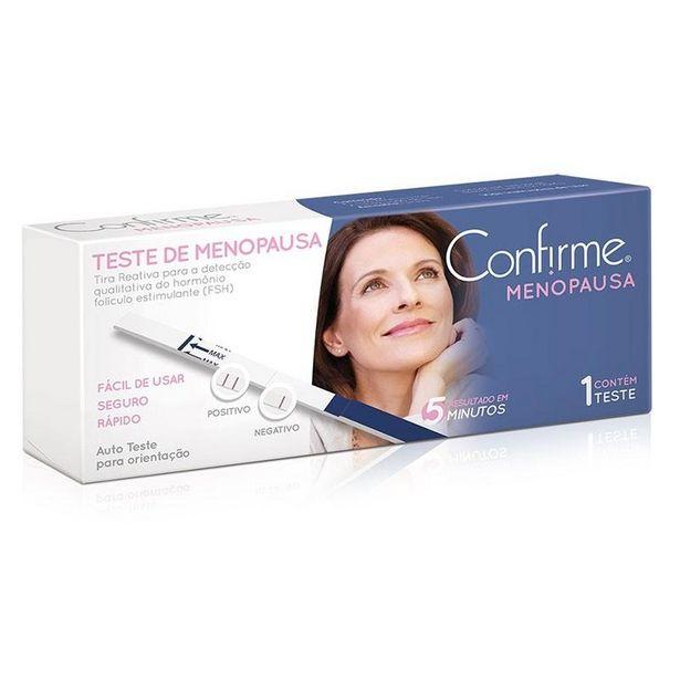 Oferta de Teste de Menopausa Confirme (1uni) por R$28,9
