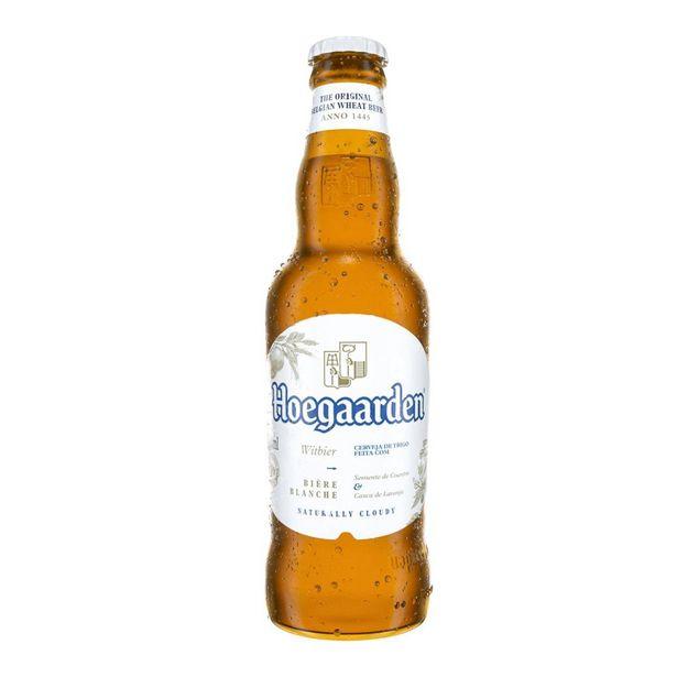 Oferta de Cerveja de Trigo HOEGAARDEN 330 ML Long Neck por R$7,99