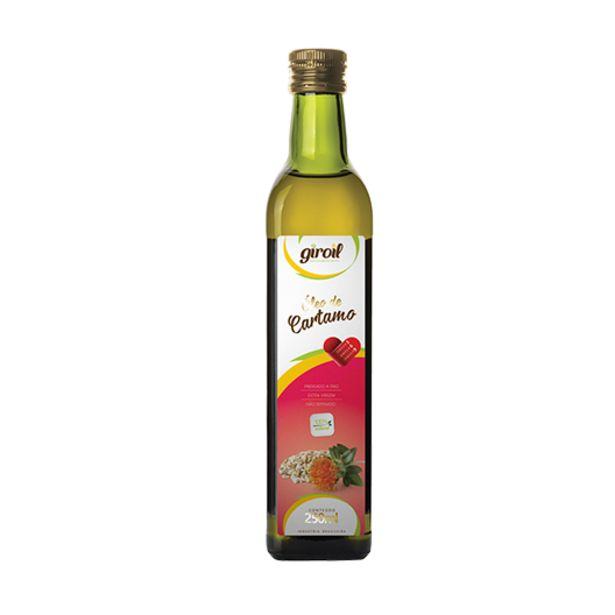 Oferta de Óleo de Cártamo Giroil - 250 ml por R$31,5