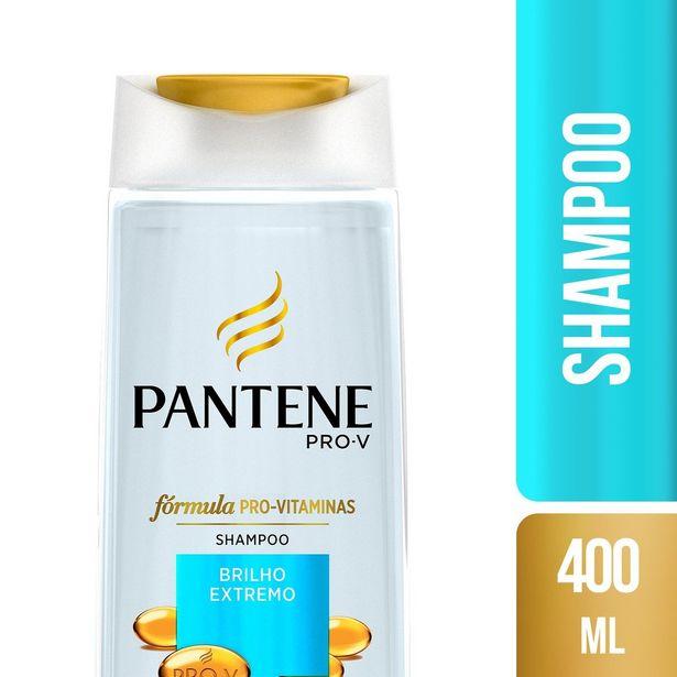 Oferta de Shampoo Pantene Brilho Extremo - 400 ml por R$22,9