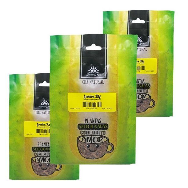 Oferta de Aroeira Chá da Casca Pura Kampo de Ervas 30g por R$13,78