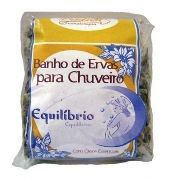 Oferta de Banho De Ervas Para Chuveiro Equilíbrio por R$19,9