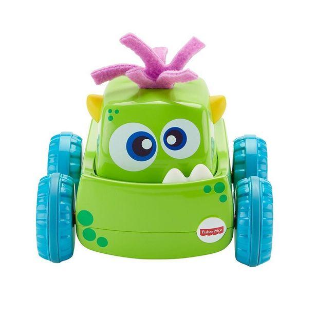 Oferta de Fisher Price Caminhão Monstro Verde - Mattel por R$109,99