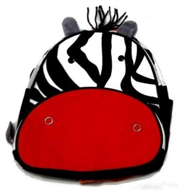Oferta de Mochila Infantil de Animais Estilo Zoo - Zebra por R$39,99