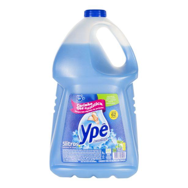 Oferta de Amaciante YPE  Aconchego 5 Litros por R$18,29