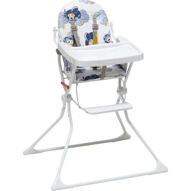 Oferta de Cadeira de Alimentação Alta Standard II Aviador Galzerano por R$369,9