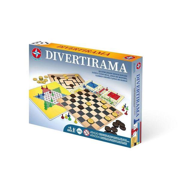 Oferta de Jogo Divertirama - Estrela por R$68,99