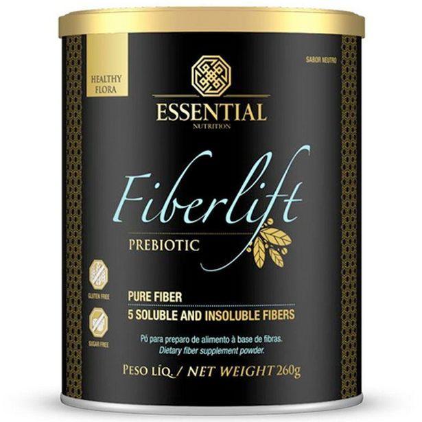 Oferta de Fiberlift - Essential Nutrition 260g por R$120