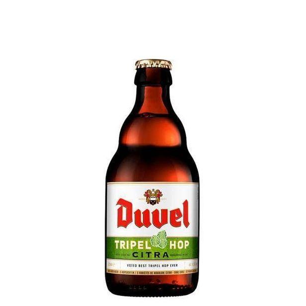 Oferta de Cerveja Duvel Tripel Hop 330ml por R$27,99