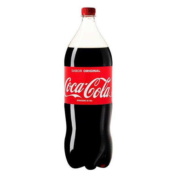 Oferta de Coca-Cola Sabor Original PET 2L por R$8,19