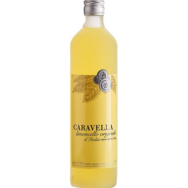 Oferta de Licor de Limoncelo CARAVELLA Garrafa 750ml por R$182,97