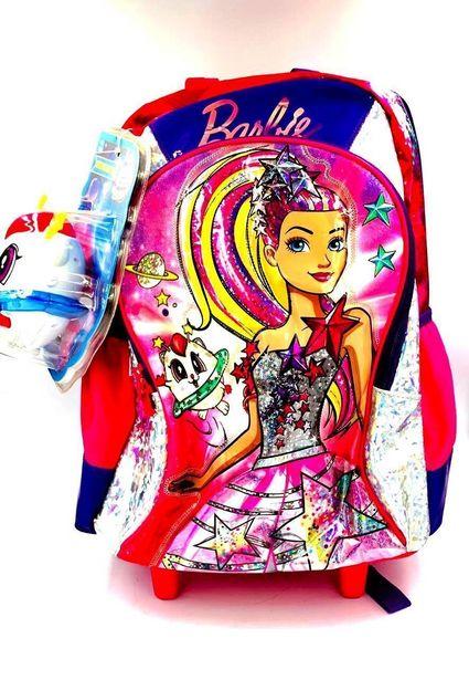 Oferta de Mochila Com Rodinha Barbie Aventura Nas Estrelas 064735-08 por R$529,9
