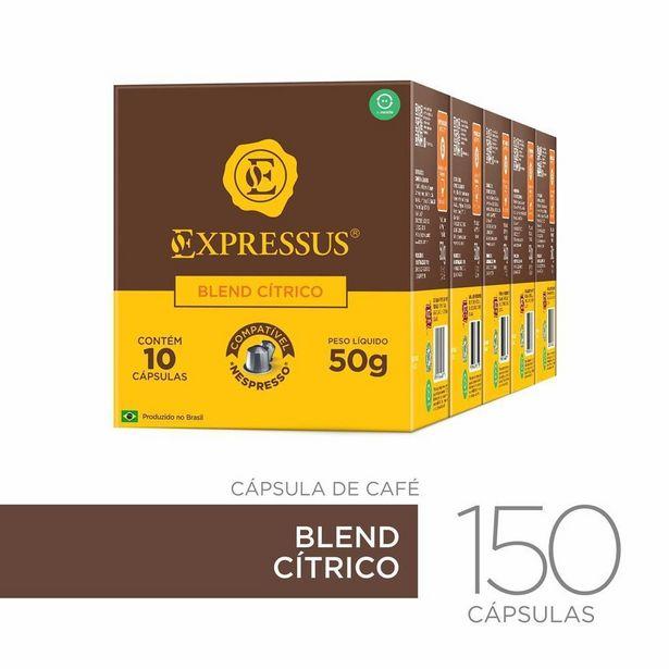 Oferta de Kit 150 Cápsulas De Café Origens Brasileiras - Cítrico por R$299,99