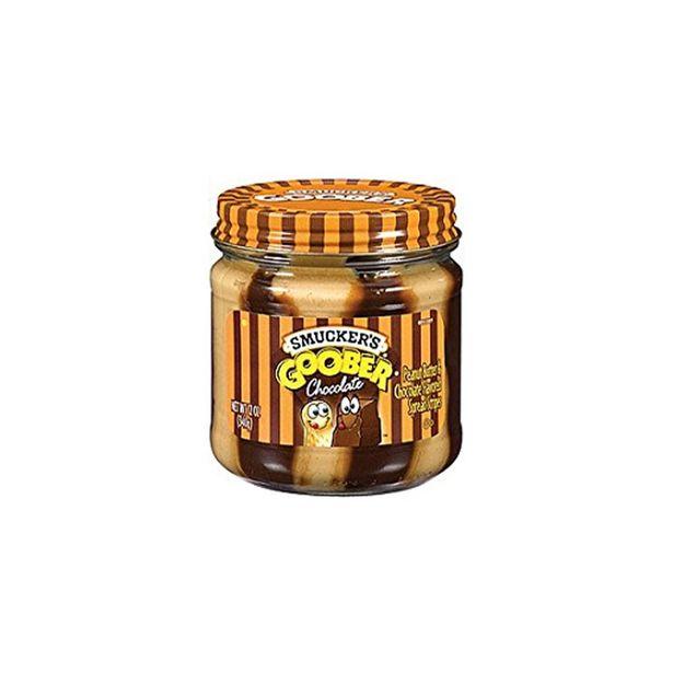 Oferta de Manteiga De Amendoims Com Chocolate 340gr por R$50,9
