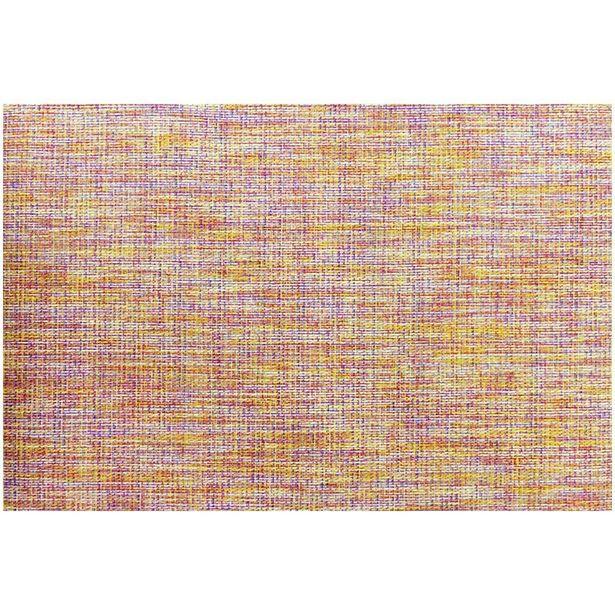 Oferta de Lugar Americano Color 4 peças Pvc Ornatto 45X30Cm por R$135,9