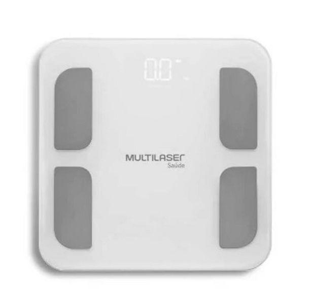 Oferta de Balança de Bioimpedância com Bluetooth e Handle - Multilaser por R$399,9