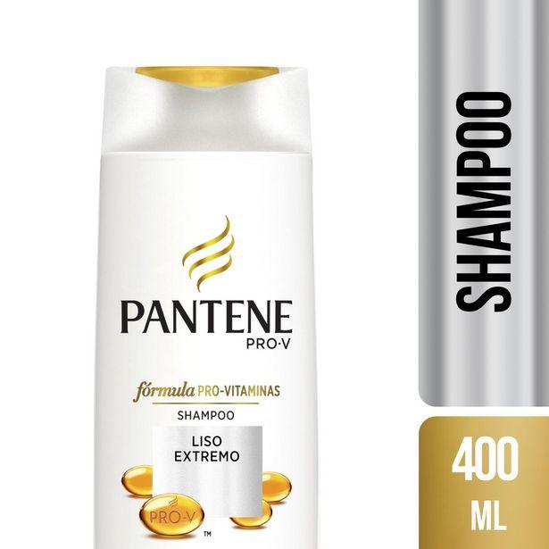 Oferta de Shampoo PANTENE Liso Extremo 400ml por R$22,9