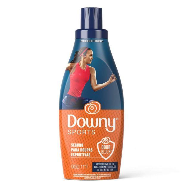 Oferta de Amaciante Concentrado Downy Sports 900 ml por R$14,99