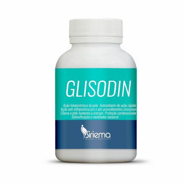 Oferta de Glisodin 250mg 120 caps por R$453,5