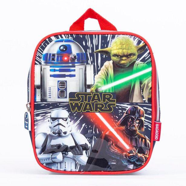 Oferta de Lancheira Star Wars Azul U por R$79,9