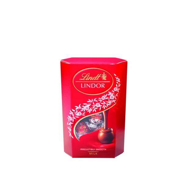 Oferta de Chocolate ao Leite Balls LINDT LINDOR 75g por R$29,99