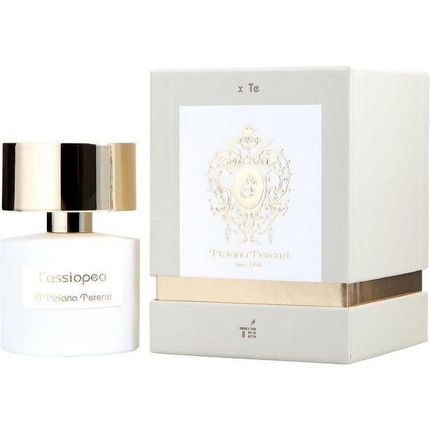 Oferta de Perfume Unisex Tiziana Terenzi Cassiopea Tiziana Terenzi Extrait De Parfum Spray 100 Ml por R$1825,96