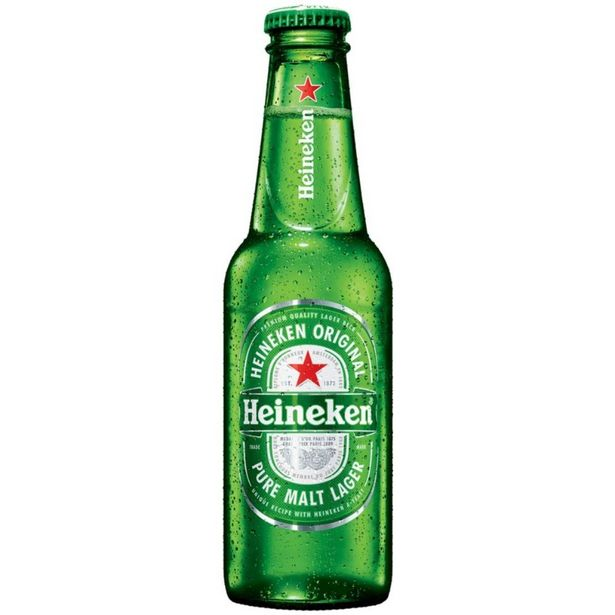 Oferta de Cerveja HEINEKEN Garrafa 250ml por R$3,89