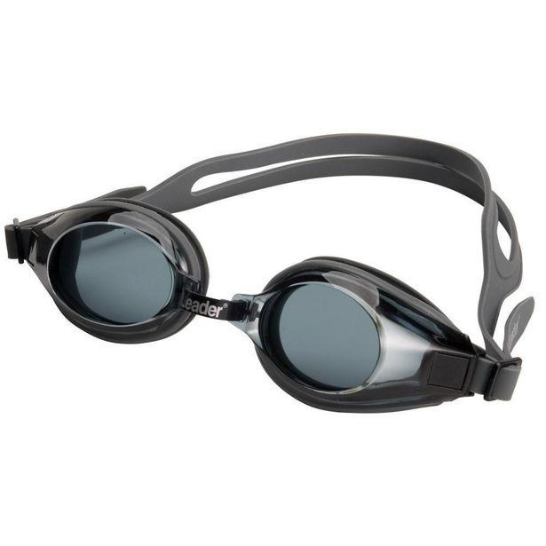 Oferta de Óculos para Natação Power leaderl D208 Cinza por R$44,49