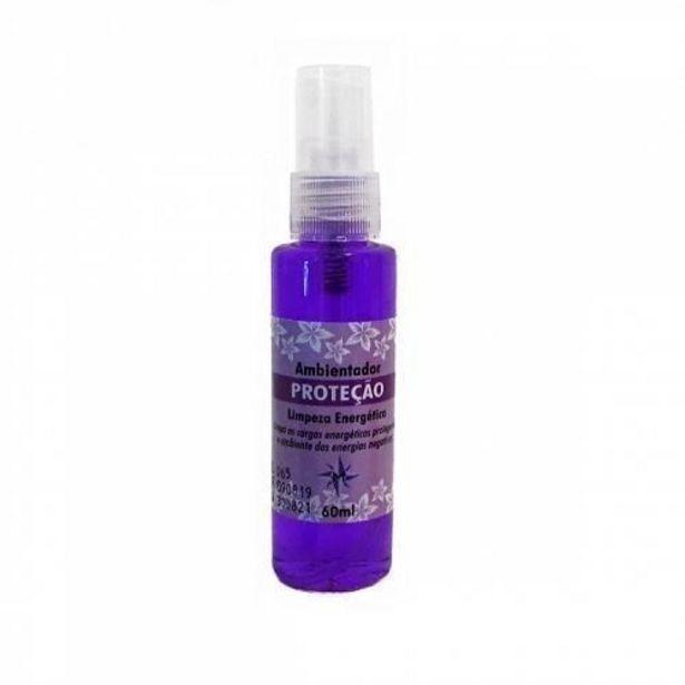 Oferta de Ambientador Spray 60ml Proteção por R$18,9