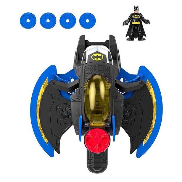 Oferta de Lançador de Projéteis Imaginext - Batwing - Batman - DC Comics - Fishe-Price por R$219,99