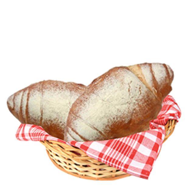 Oferta de Pão Caseiro cada 100g por R$1,69