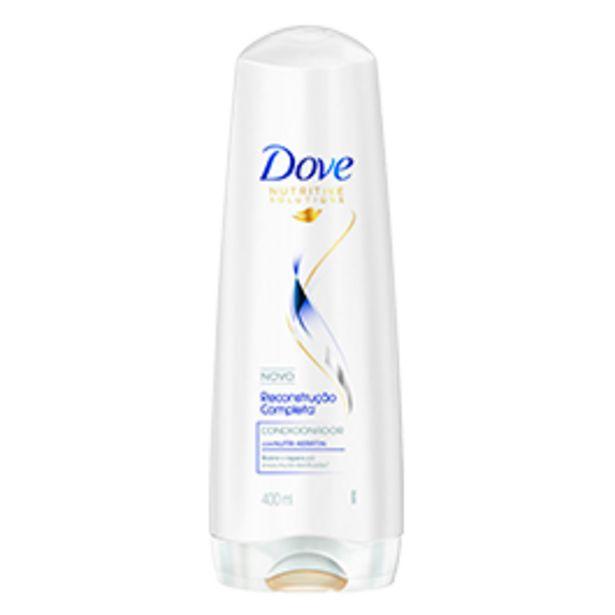Oferta de Condicionador Dove 400mL por R$18,9