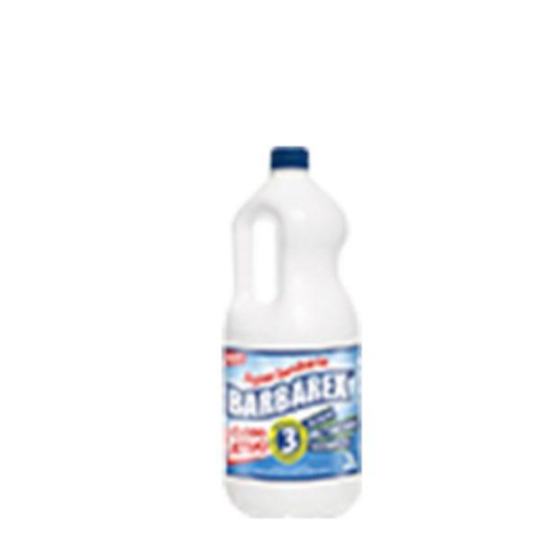 Oferta de Água Sanitária Barbarex 2L por R$3,69
