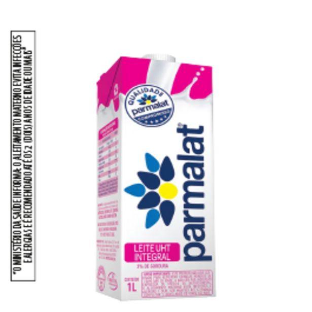 Oferta de Leite Longa Vida Parmalat Integral 1L por R$2,89