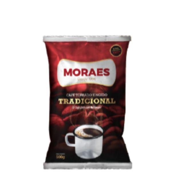 Oferta de Café Moraes Pacote 500g por R$5,99