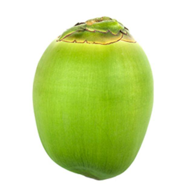 Oferta de Coco Verde unidade por R$1,98
