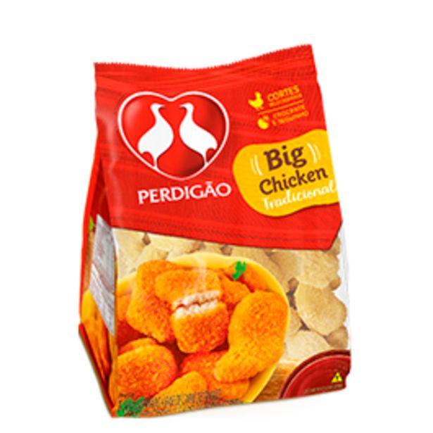 Oferta de Empanados de Frango Big Chicken Sabores kg por R$18,9