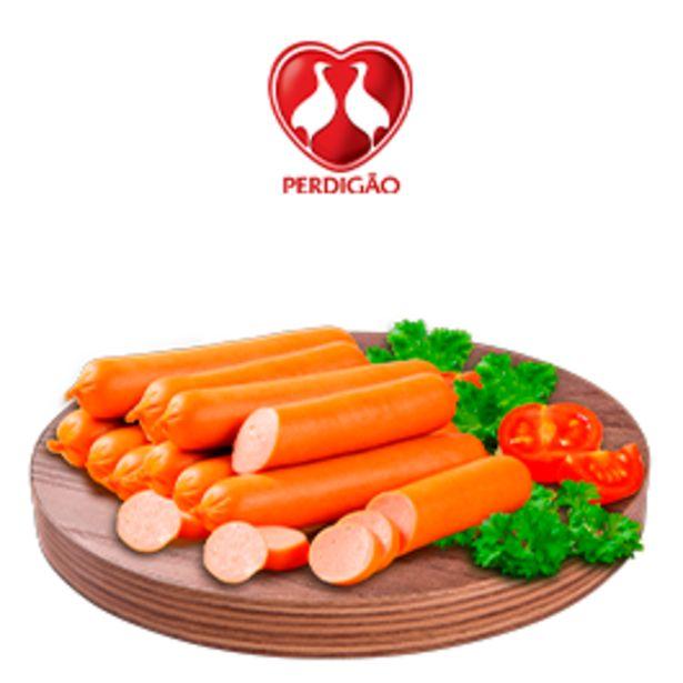 Oferta de Salsicha Hot Dog Congelada Perdigão A Granel kg por R$10,98